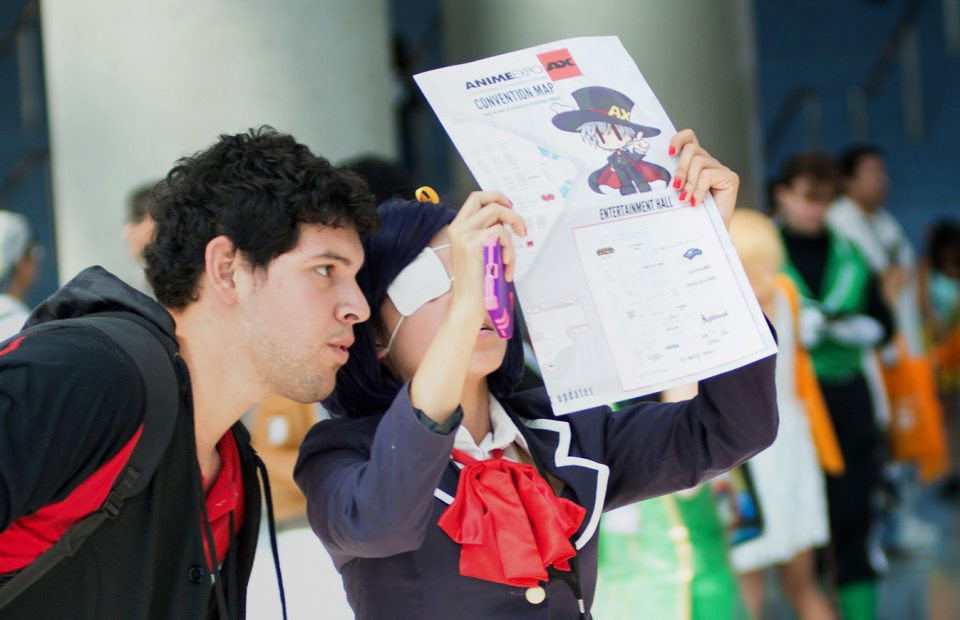 Anime Expo Stands : Anime expo los angeles anime convention