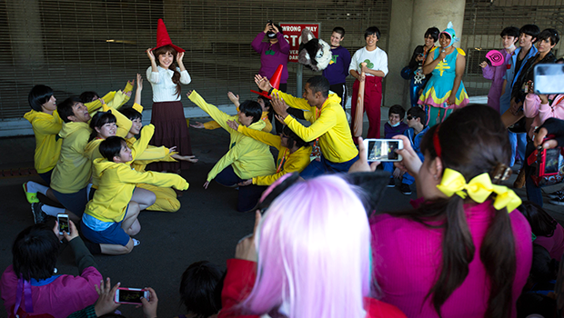 Anime Expo Gatherings Los Angeles Anime Convention