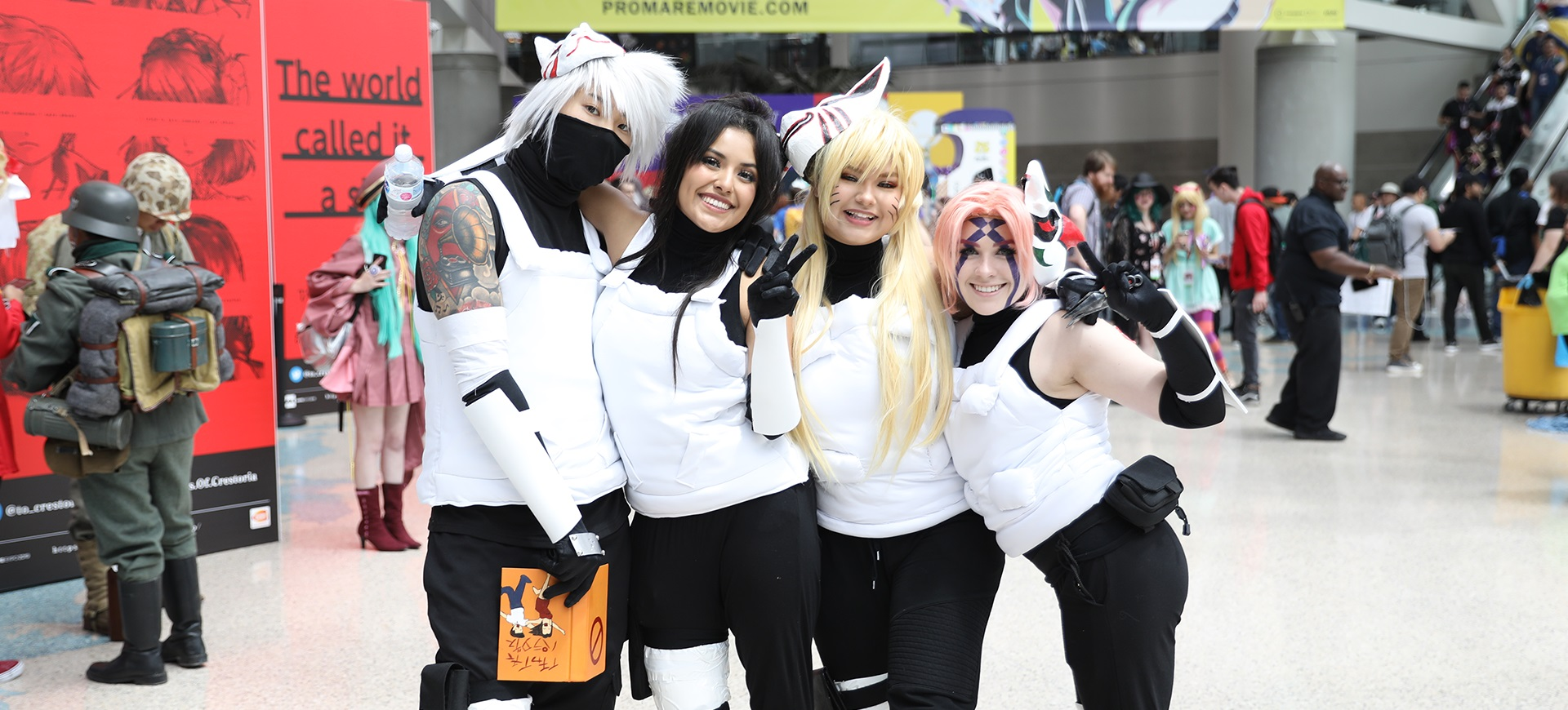 Anime Expo Register Los Angeles Anime Convention