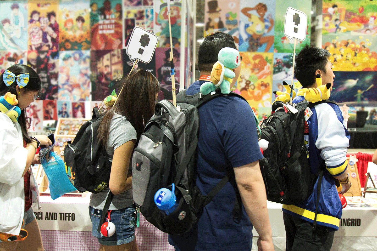 Anime Expo Stands : Anime expo artist alley pass los angeles anime convention