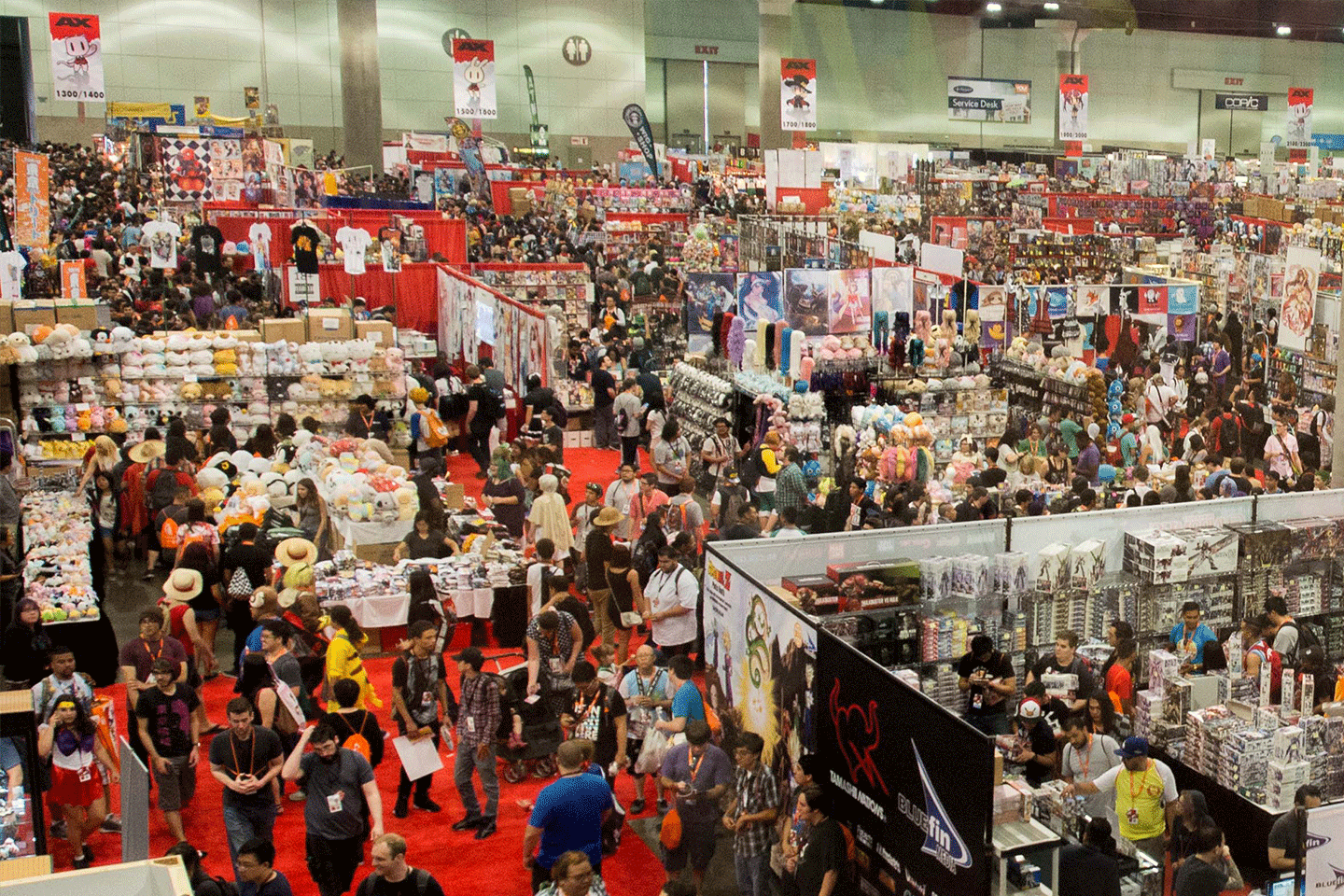 AX 2018 Exhibitor List Now Available