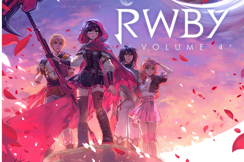 cast and crew from rooster teeth join ax 2017 for a special rwby panel