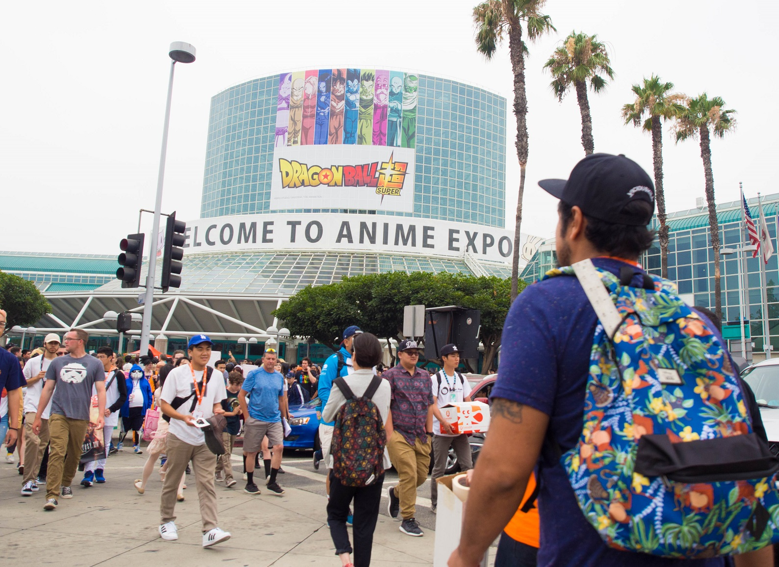 Looking Back At 2017 And Looking Forward To 2018 Anime Expo