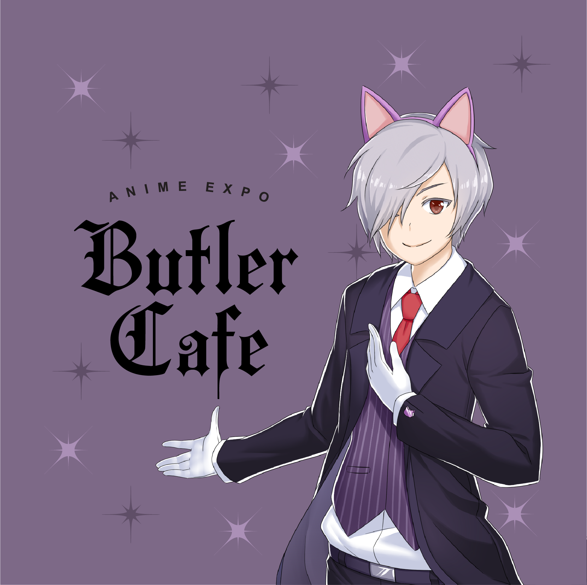 Anime July 2019: AX 2018 Butler Café Tickets On Sale This Weekend!