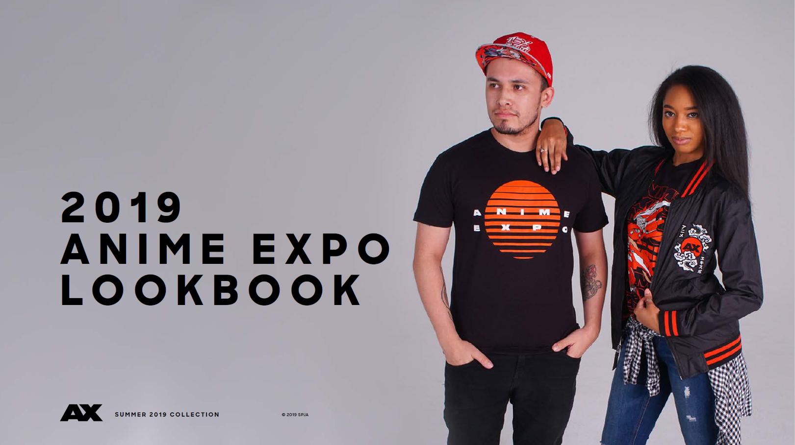Official AX Merchandise - Anime Expo