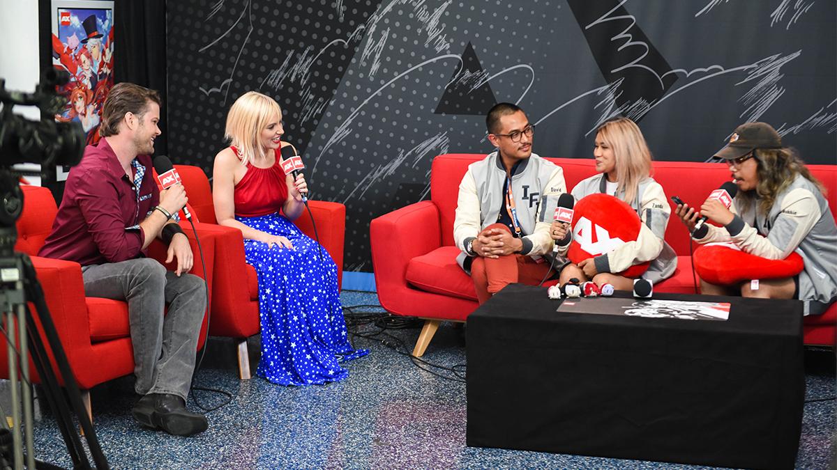 Open Call For AX 2019 Livestream Hosts!