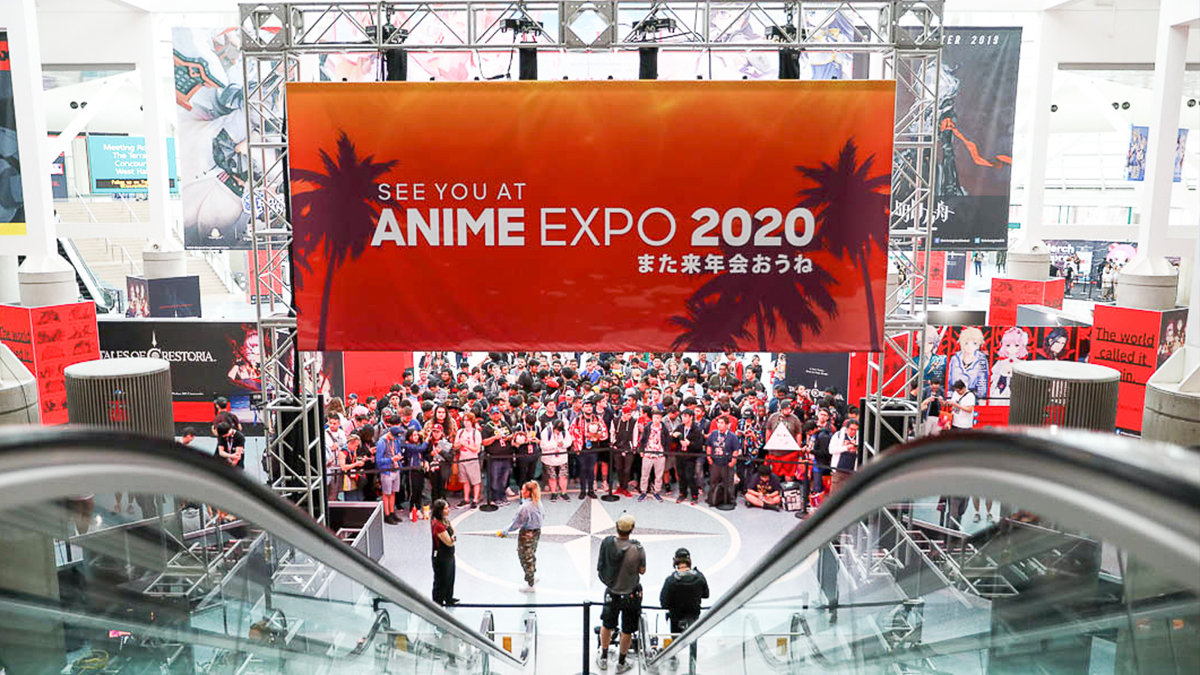 28th Annual Anime Expo Delights More Than 350,000 Fans of ...