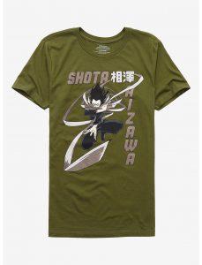 My Hero Academia Shota Aizawa T-Shirt
