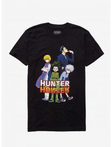 Hunter X Hunter Pose T-Shirt